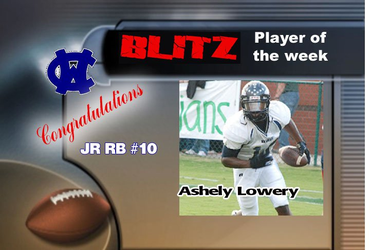 Ashely Lowery WC