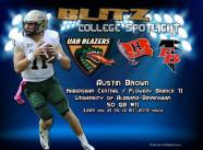 Austin Brown HC FB
