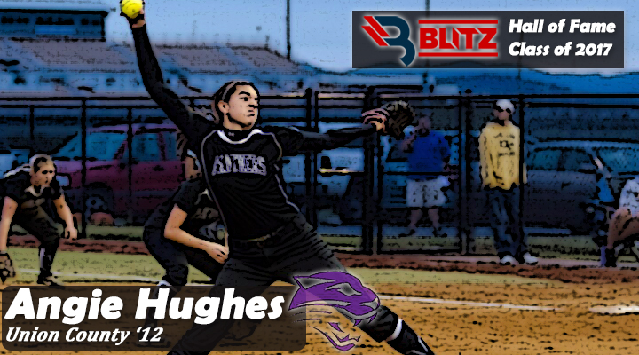 BLITZ HOF - Angie Hughes UNION CO