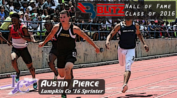 BLITZ HOF - Austin Pierce - LUMPKIN CO