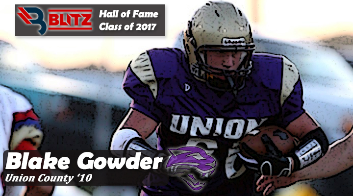BLITZ HOF - Blake Gowder UNION CO