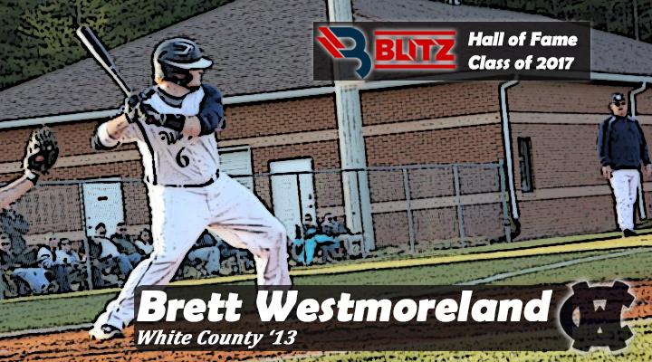 BLITZ HOF - Brett Westmoreland WHITE CO