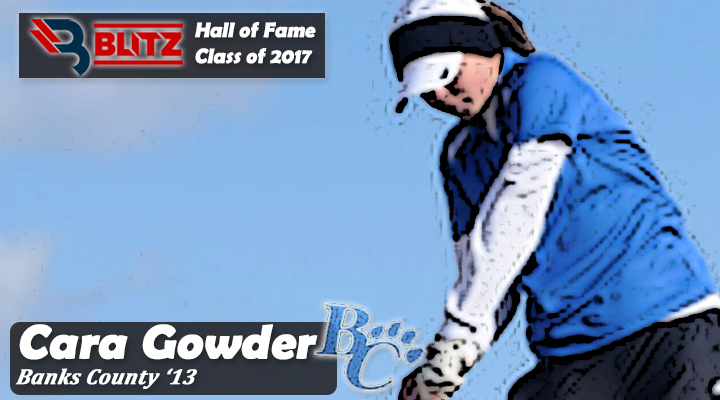 BLITZ HOF - Cara Gowder BANKS CO