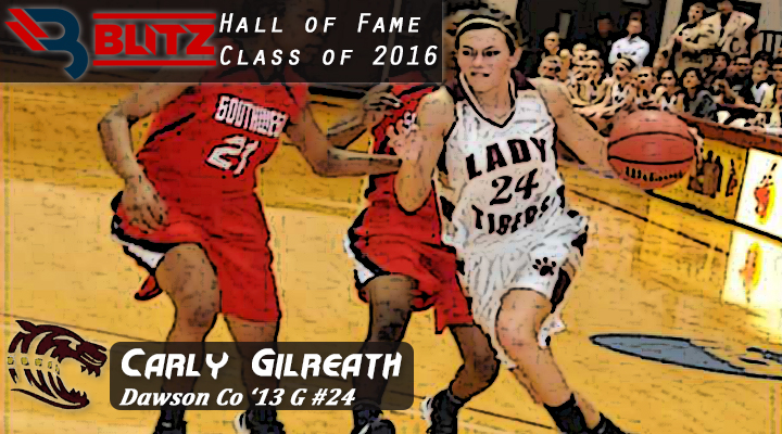 BLITZ HOF - Carly Gilreath - DAWSON CO
