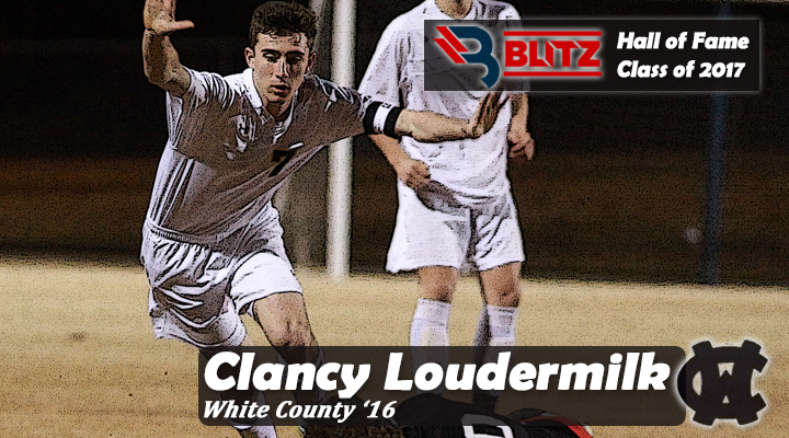 BLITZ HOF - Clancy Loudermilk WHITE CO