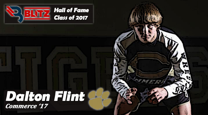 BLITZ HOF - Dalton Flint COMMERCE