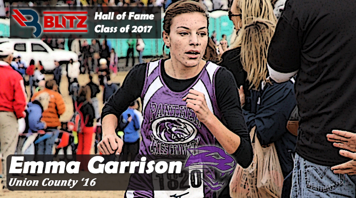 BLITZ HOF - Emma Garrison UNION CO
