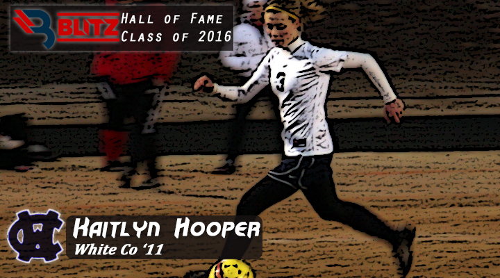 BLITZ HOF - Kaitlyn Hooper - WHITE CO