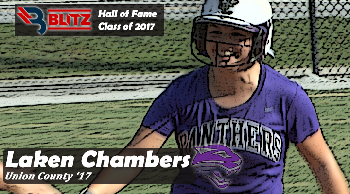 BLITZ HOF - Laken Chambers UNION CO
