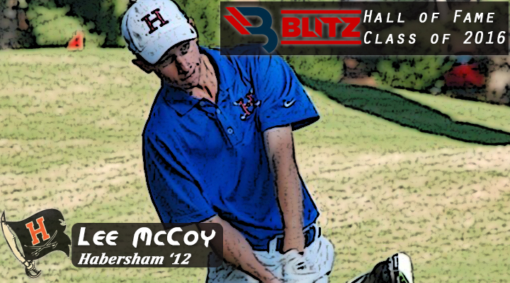 BLITZ HOF - Lee McCoy - HABERSHAM