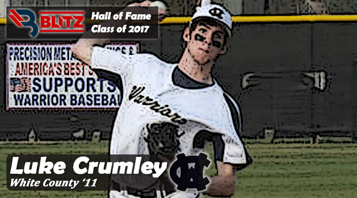 BLITZ HOF - Luke Crumley WHITE CO