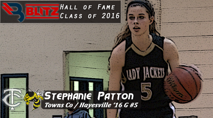 BLITZ HOF - Stephanie Patton - TOWNS CO HAYESVILLE