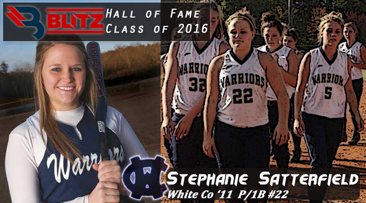 BLITZ HOF - Stephanie Satterfield - WHITE CO