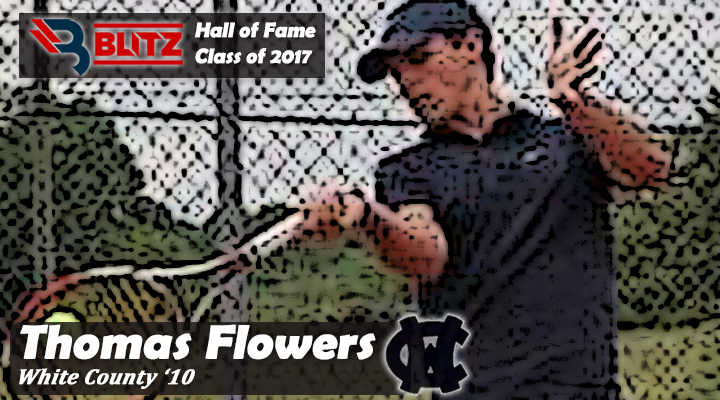 BLITZ HOF - Thomas Flowers WHITE CO