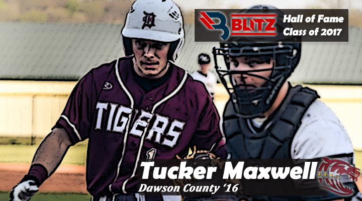 BLITZ HOF - Tucker Maxwell DAWSON CO
