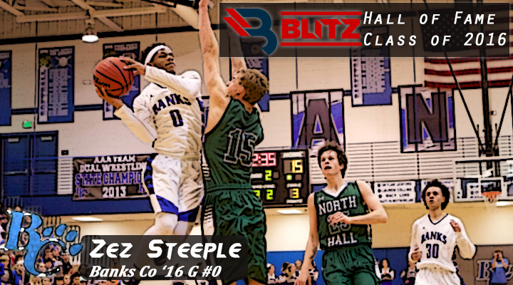 BLITZ HOF - Zez Steeple - BANKS CO