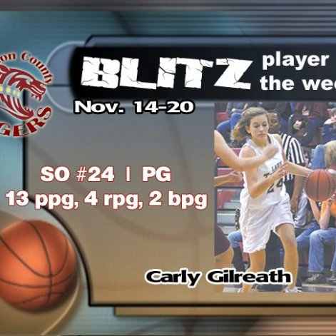 Carly Gilreath DC