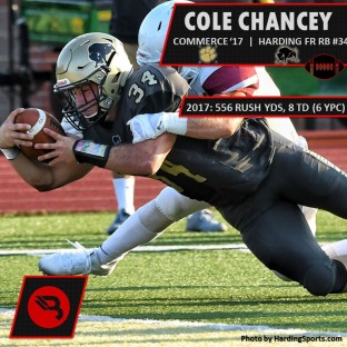 Cole Chancey (Commerce)