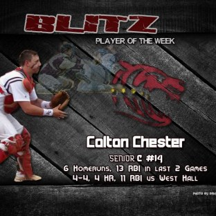 Colton Chester DC