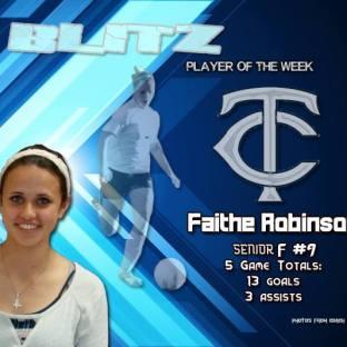 Faithe Robinson TC