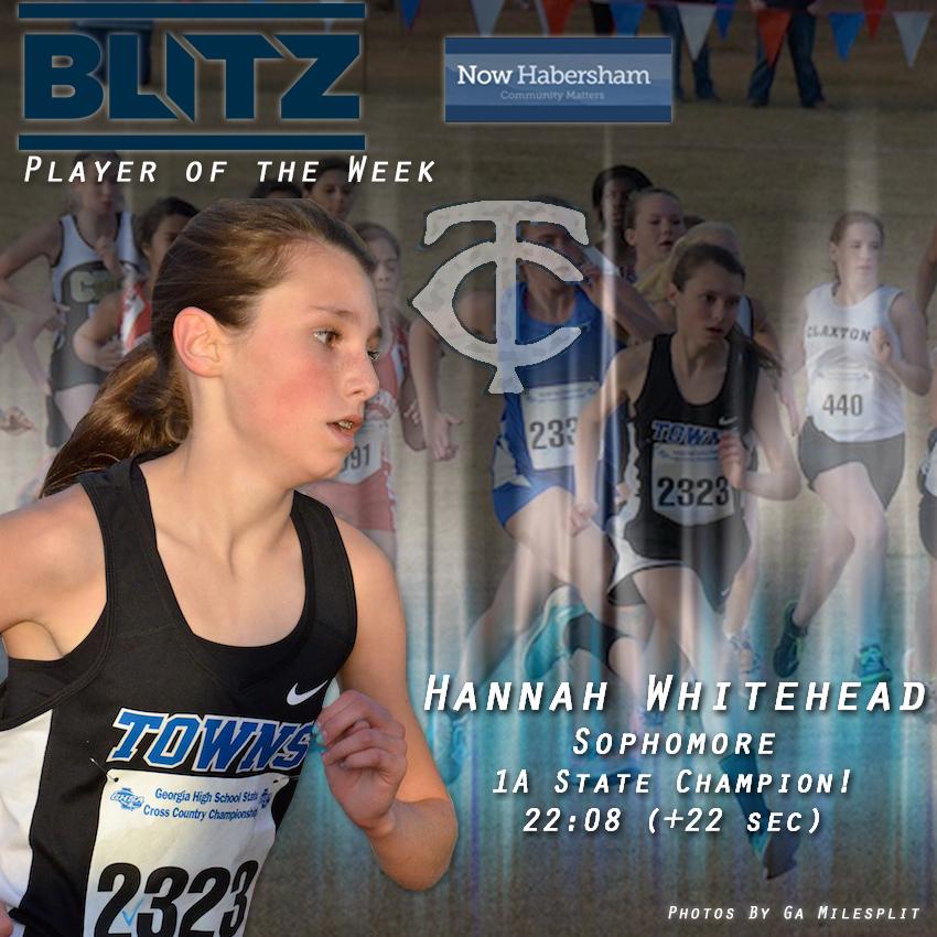 Hannah Whitehead