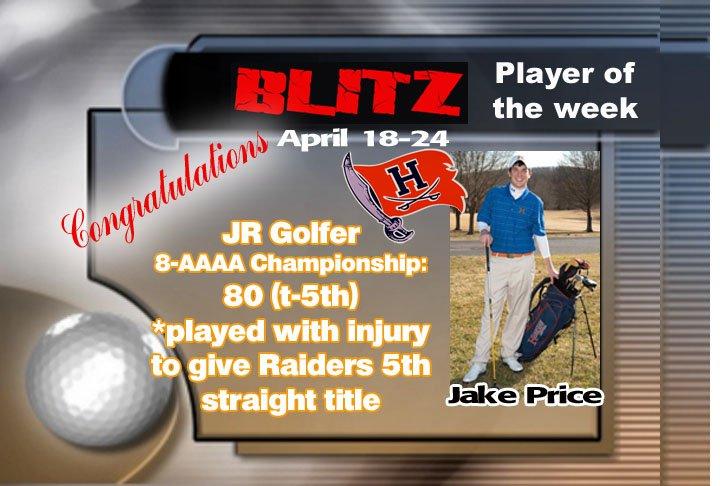 Jake Price HC
