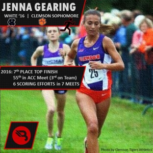 Jenna Gearing (White)