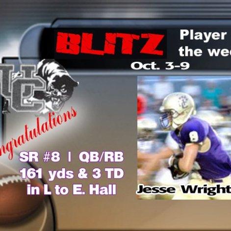 Jesse Wright UC