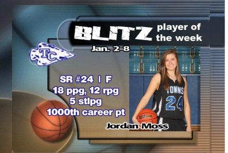 Jordan Moss TC