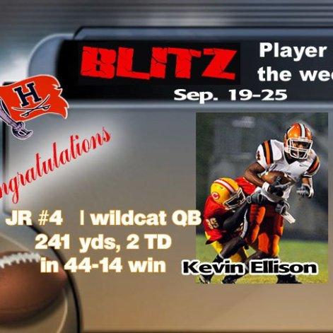 Kevin Ellison HC