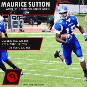 Maurice Sutton (White)