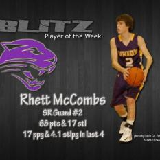 Rhett McCombs UC