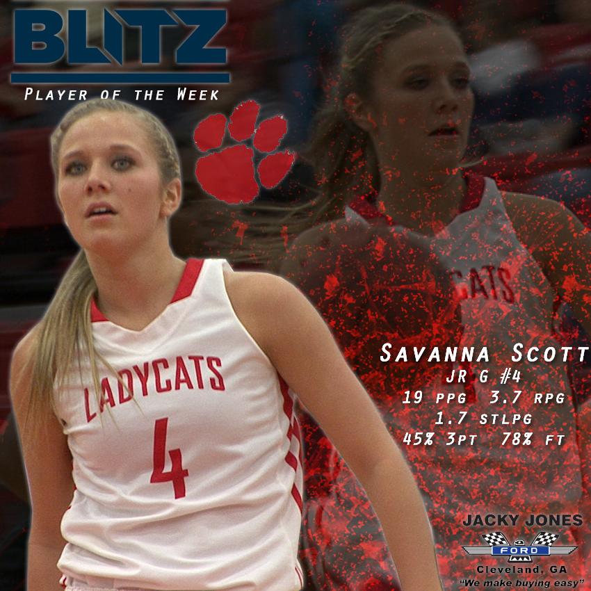 Savanna Scott
