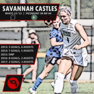 Savannah Castles (White)