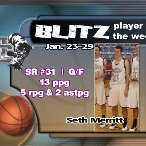 Seth Merritt UC