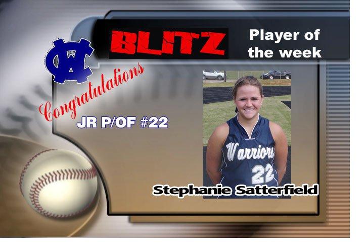 Stephanie Satterfield WC