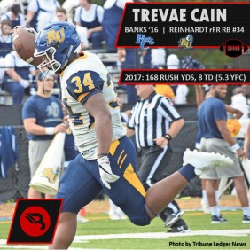 Trevae Cain (Banks)