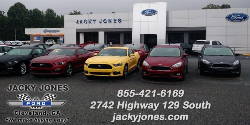 Jacky Jones page ad 2017