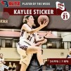 Kaylee Sticker - Dawson