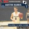 Austin Harris - White