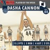 Dasha Cannon - White