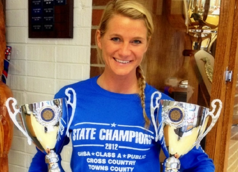 Jeannie Ledford 2x State Champs