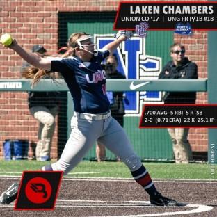Laken Chambers (Union)