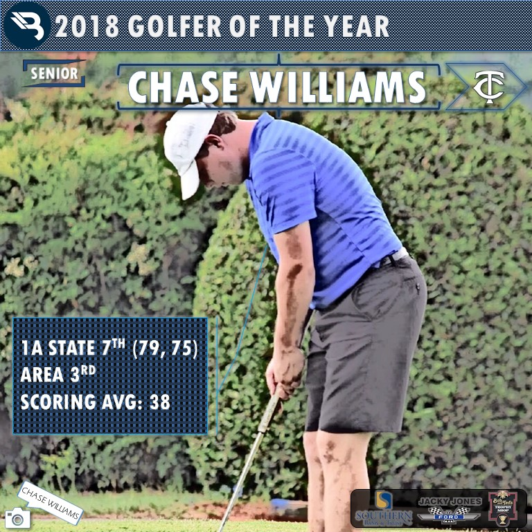 Chase Williams