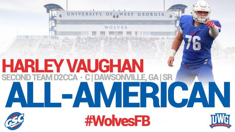 Harley Vaughan UWG 2