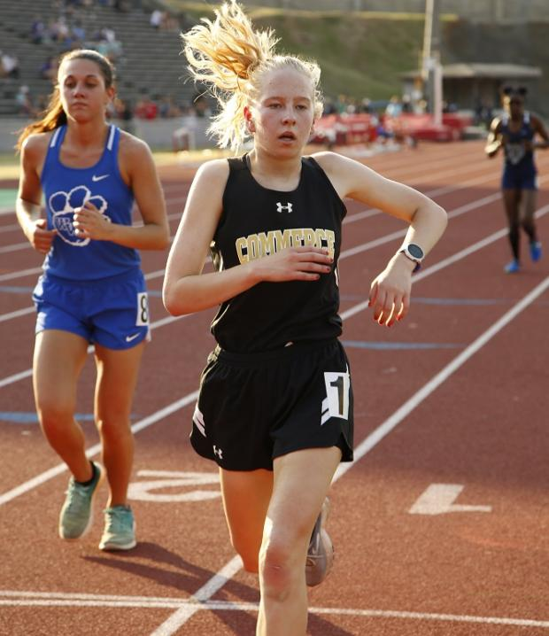 Kate Massey 2018 GA MILESPLIT Enrique Thomas-Atlanta Track Club