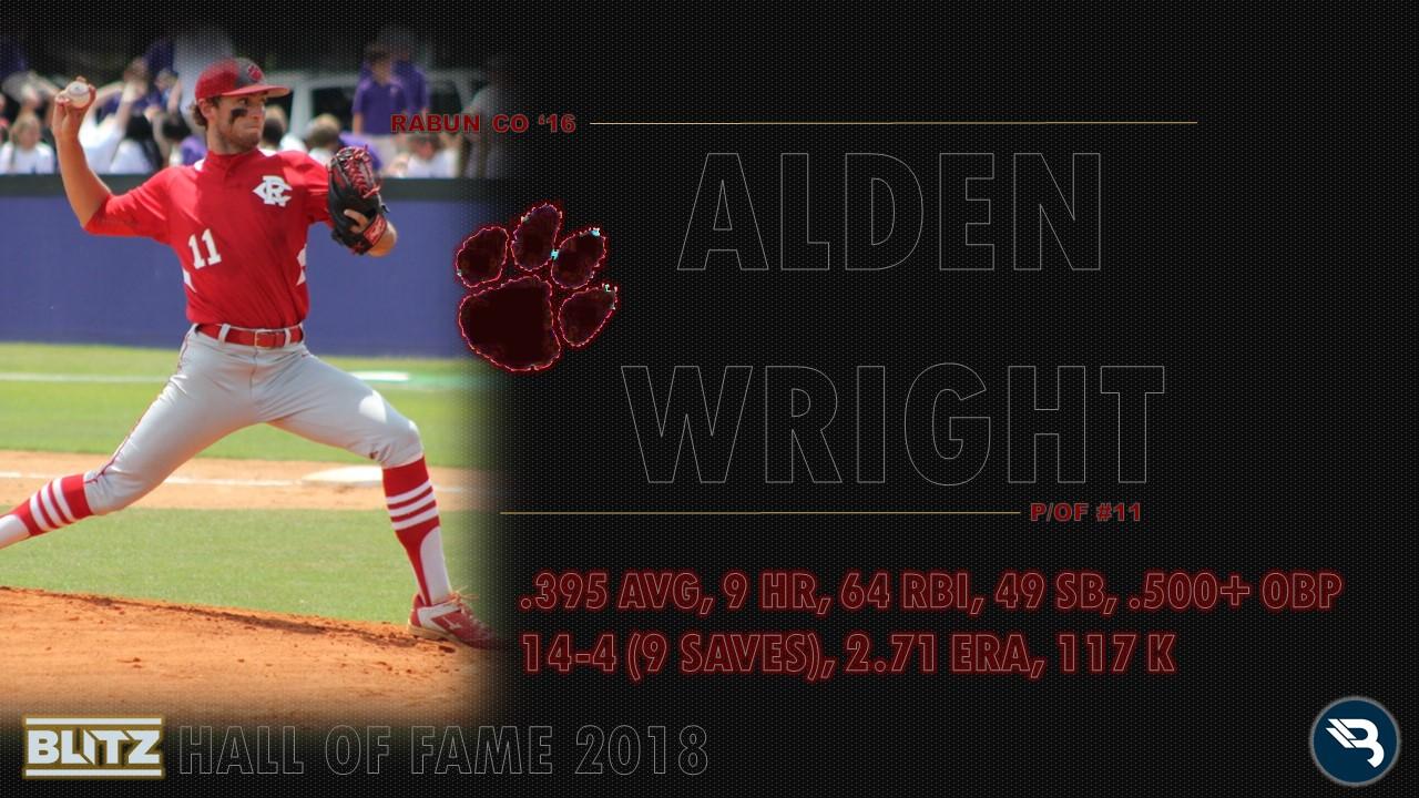 Alden Wright