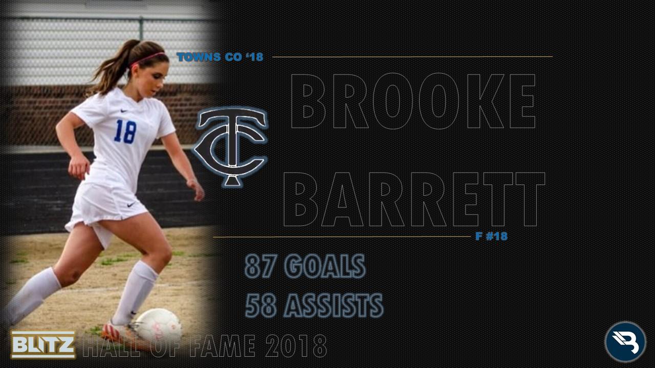 Brooke Barrett