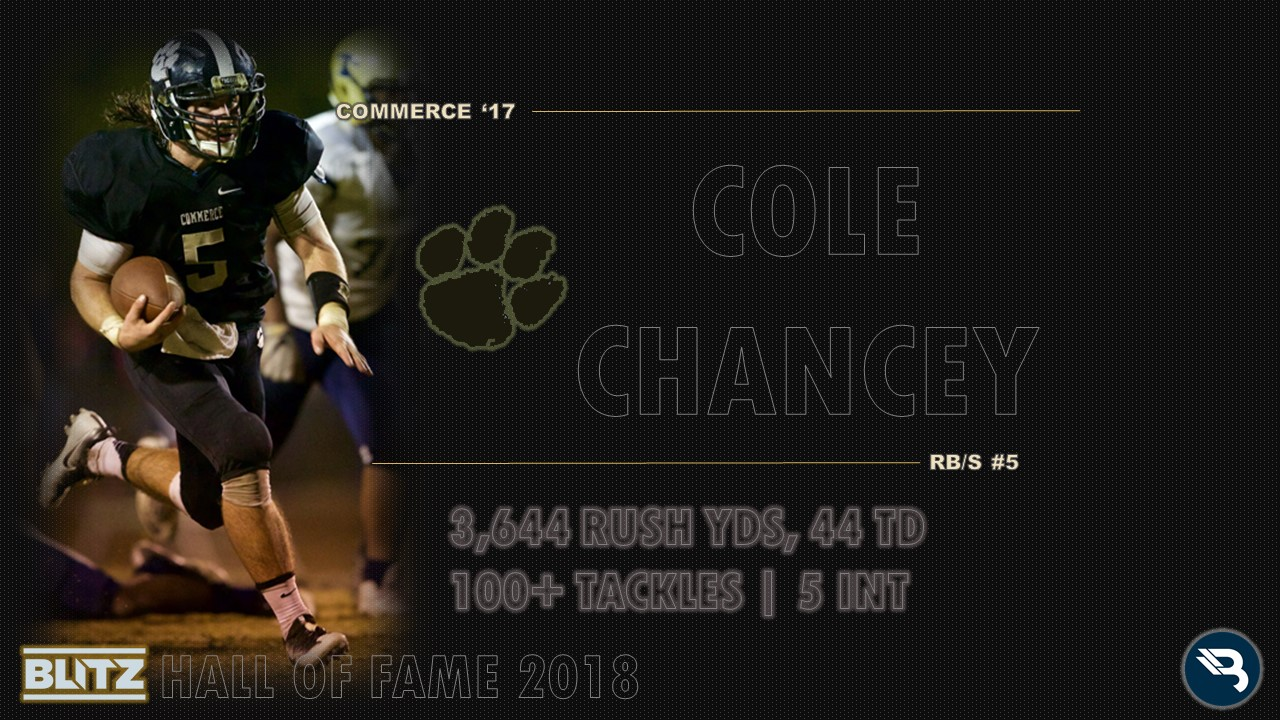 Cole Chancey