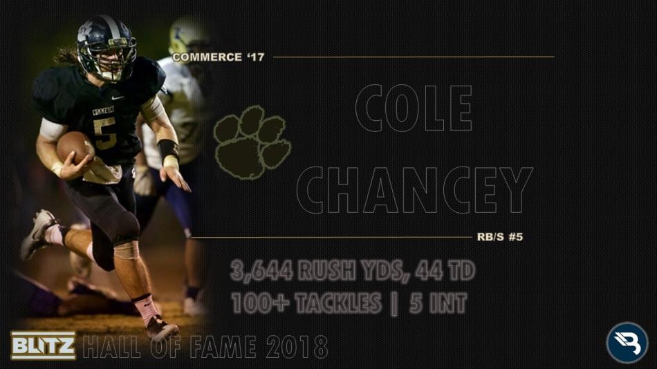 Cole Chancey
